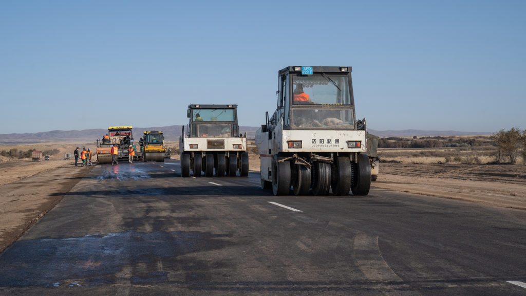Photo credit Primeminister.kz  1024x576 - Трассе Караганда-Балхаш открыть в 2020 году