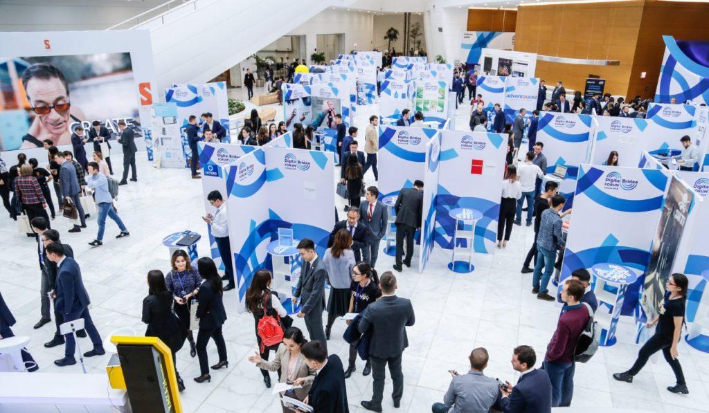 digital bridge 1024x597 - Казахстанские IT-сообщества, чтобы обсудить цифровой экосистемы страны на цифровой мост 2019 международный форум