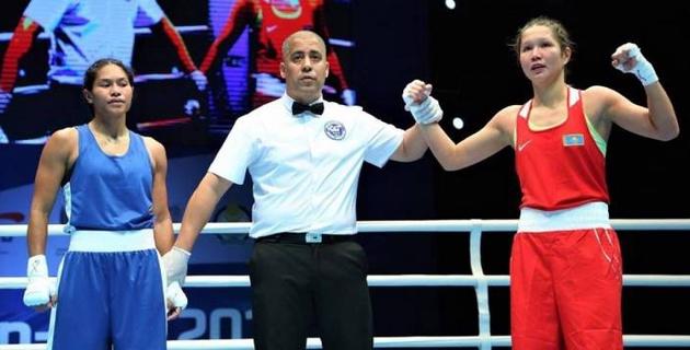 photo 134071 - Казахстанские спортсмены завоевали две медали на чемпионате мира по боксу АИБА женщин