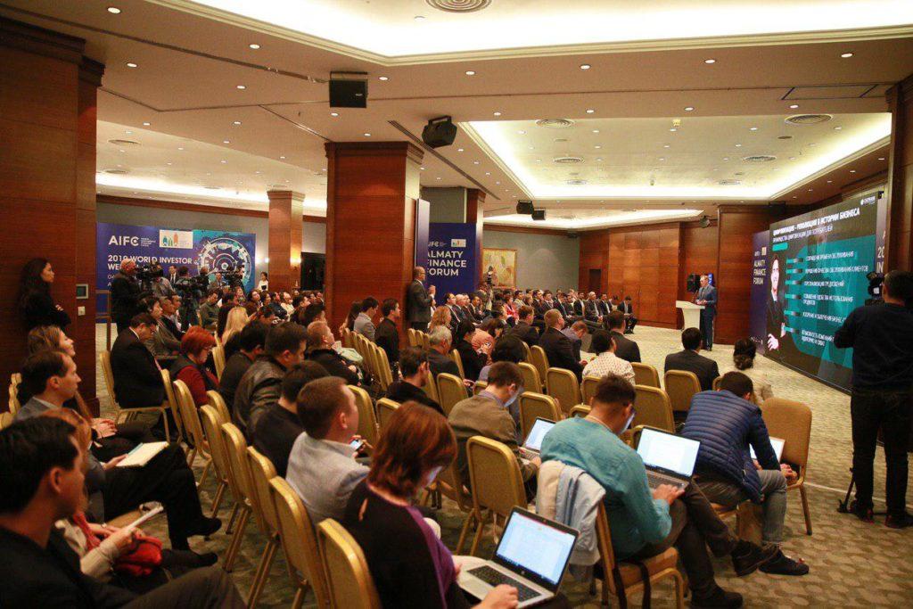 photo 2019 10 04 16 07 39 1024x683 - МФЦА отмечает Всемирный инвесторы неделю с каким-форума по вопросам ведения бизнеса с центром