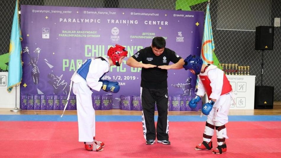 179624 preview image - Нурсултан стартует Паралимпийских игр первого в Казахстане адаптивного спорта для детей