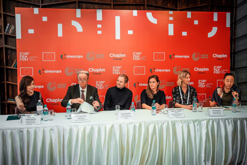DSC00145 1024x683 - В Алматы проходит четвертый международный кинофестиваль