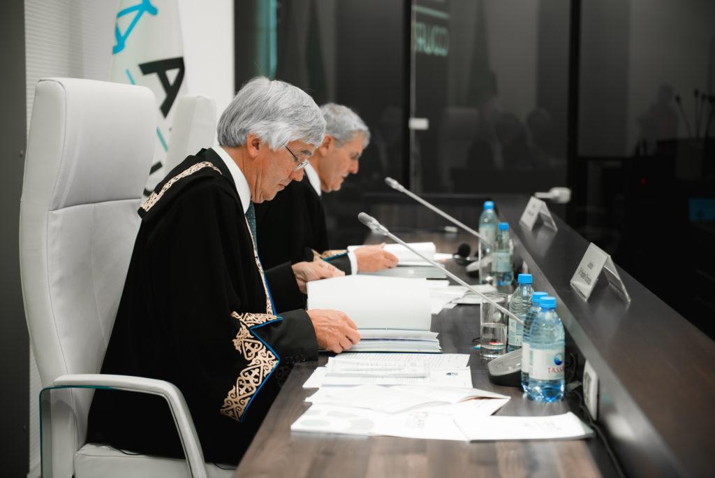 Photo credit AIFC 1 1024x684 - Начинающие юристы умолять их случаи в притворном тестовые соревнования в МФЦА