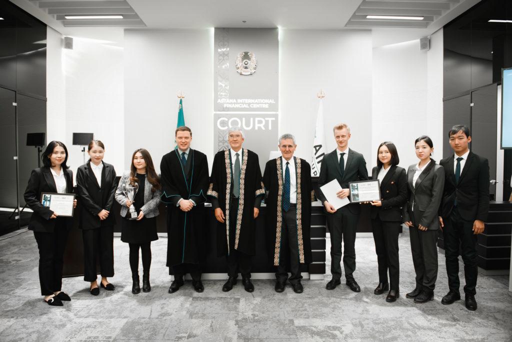 Photo credit AIFC 2 1024x683 - Начинающие юристы умолять их случаи в притворном тестовые соревнования в МФЦА