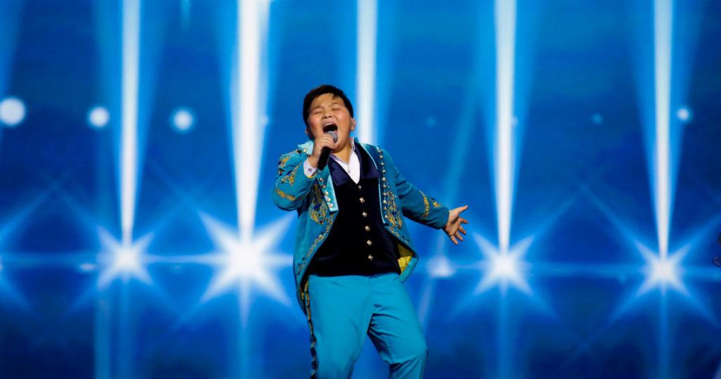 junioreurovision.tv  1024x539 - Ержан Максим заняли второе место в детском конкурсе песни Евровидение