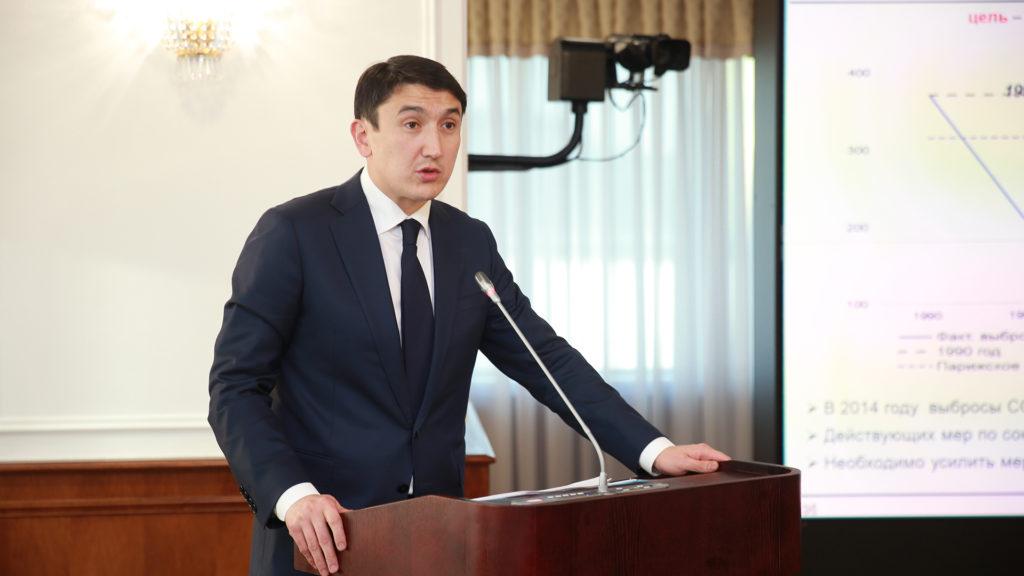 main photo Magzum Mirzagaliyev  1024x576 - Восемьдесят семь возобновляемой энергетики в Казахстане к концу 2019