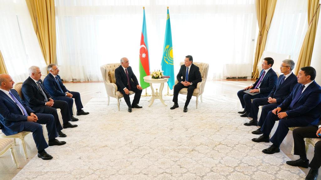 vizit mangistau 2 1024x576 - Казахстане, Азербайджане начнется строительство волоконно-оптической линии в Каспийском море