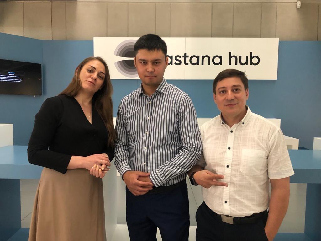 WhatsApp Image 2019 12 12 at 11.33.55 1024x768 - Компания Астана-концентратор создает медицинские приложения, чтобы спасти жизни, улучшить врач-пациент взаимодействия
