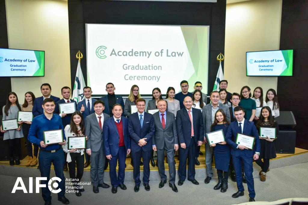 aifc.kz  1024x682 - Академии МФЦА права представлена первым выпускникам
