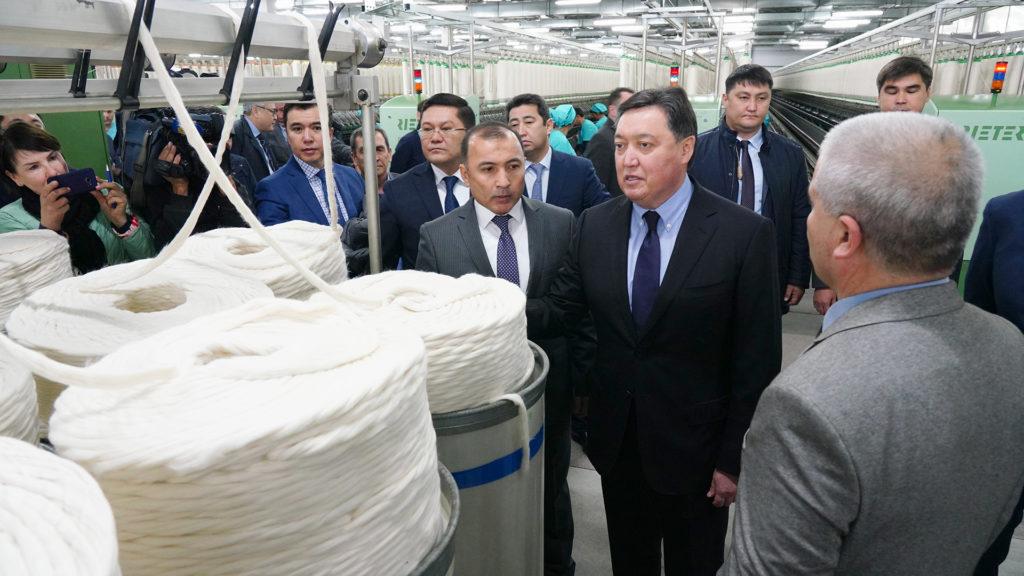 d7036880811c1f0620dc0d3c87873e1f 1024x576 - Шымкент и Туркестан выпуск новых заводов
