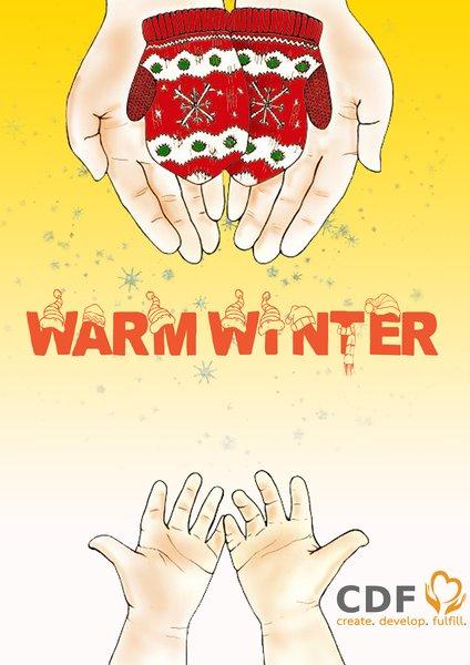 rsz warmwinter2 - Теплая зимняя Студенческая инициатива обеспечивает нуждающихся детей, с зимняя одежда для шестого