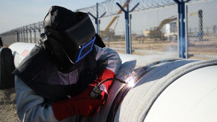 saryarka pipeline - Saryarqa строительство газопровода в Н должна быть завершена в декабре