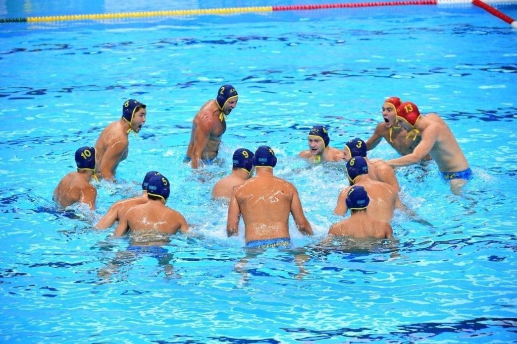 1580241643 1024x682 - В столице пройдет олимпиада по водному поло Азии предварительного квалификационного турнира