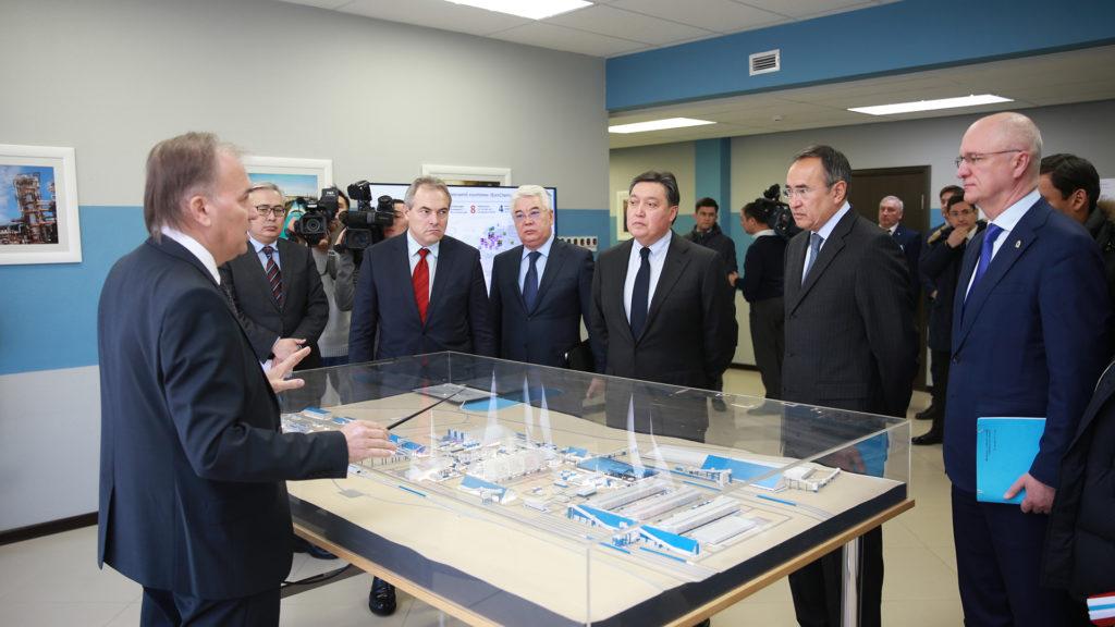 """1 22 1024x576 - """"ЕвроХим"""" инвестирует в строительство нового завода по производству удобрений в Жамбылской области"""