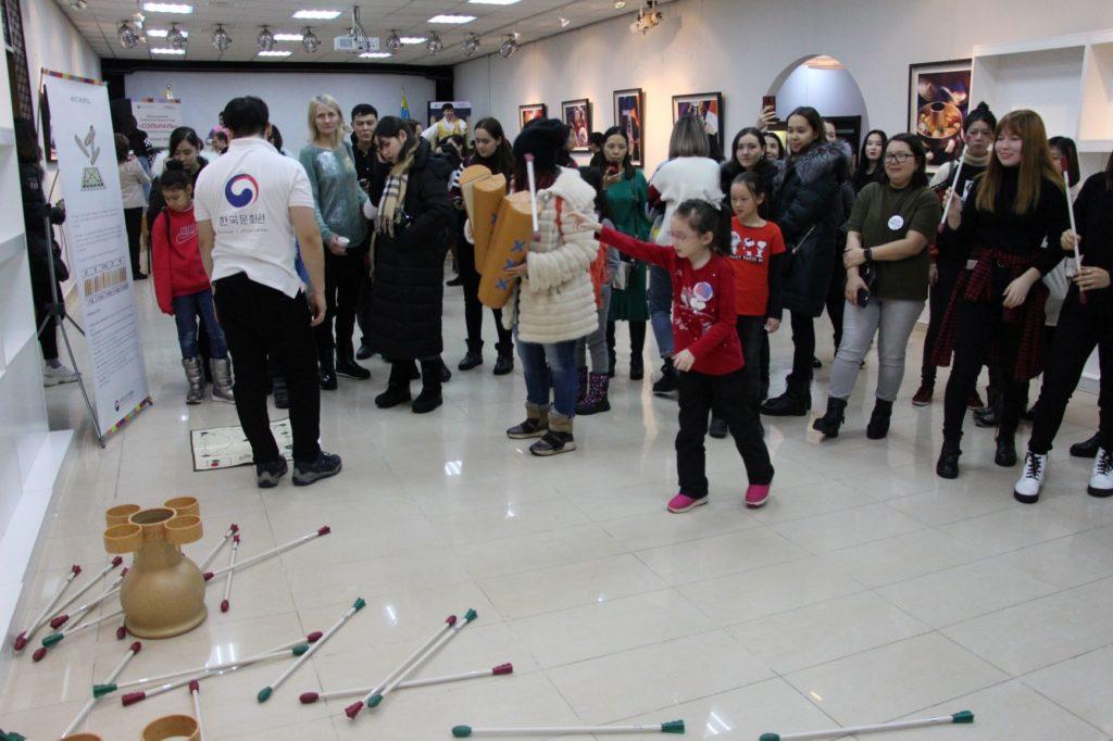 78418 1 1024x682 - Корейский культурный центр в Нурсултан празднует Лунный Новый год
