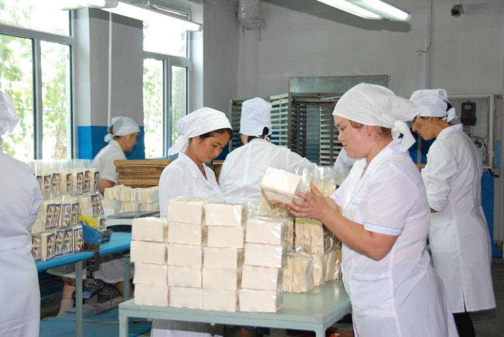 DSC 4724 1024x685 - Жамбылские предприниматели для реализации 62 проекта создание около 2000 рабочих мест
