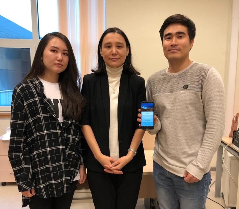 Sovmestnoe Foto 1 1 - Ученые Назарбаев Университета разработать мобильное приложение для осознания целиакией