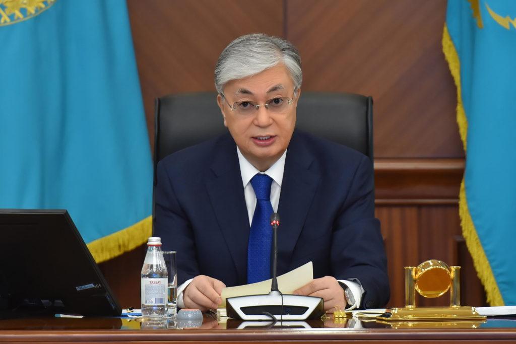d9f922f89be2f40438e4de56416eef88 1024x683 - Президент Казахстана призывает к новым экономическим курсом