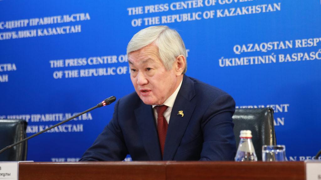 murz7231 1024x576 - Правительство Казахстана реализовать новые подходы к оказанию адресной социальной помощи, обязательного медицинского страхования