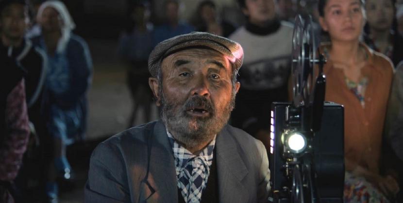 total.kz  - Наградами премьер казахстанского фильма 'Shyraqshy' в Н