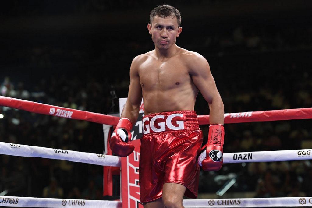 uwB6johz 1024x683 - Головкин входит в топ-10 боксеров в мире, бои среди лучших десятилетия