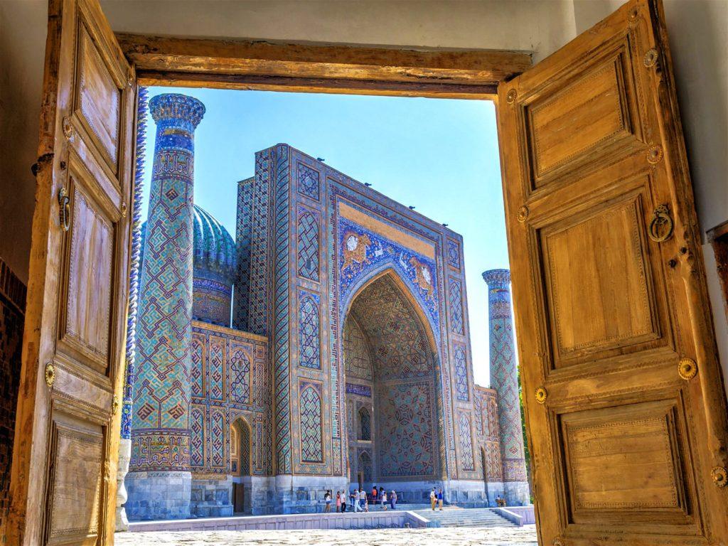 uzbekistan open doors 8d0421a453f0 1024x768 - Лучшие одиноко имена планеты Центральной Азии 2020 туристическом регионе