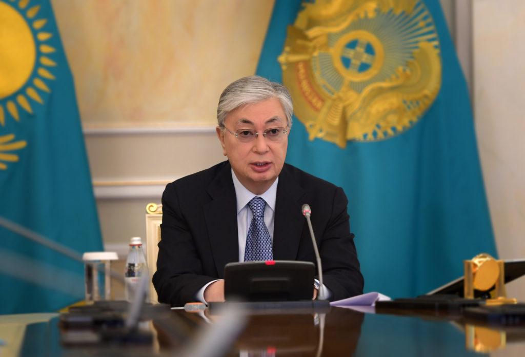 ee68bb6805bf5aac9ef8139412e570cf 1024x696 - Президент Токаева устанавливает твердый курс на возобновление и восстановление Казахстане в Национальном адреса