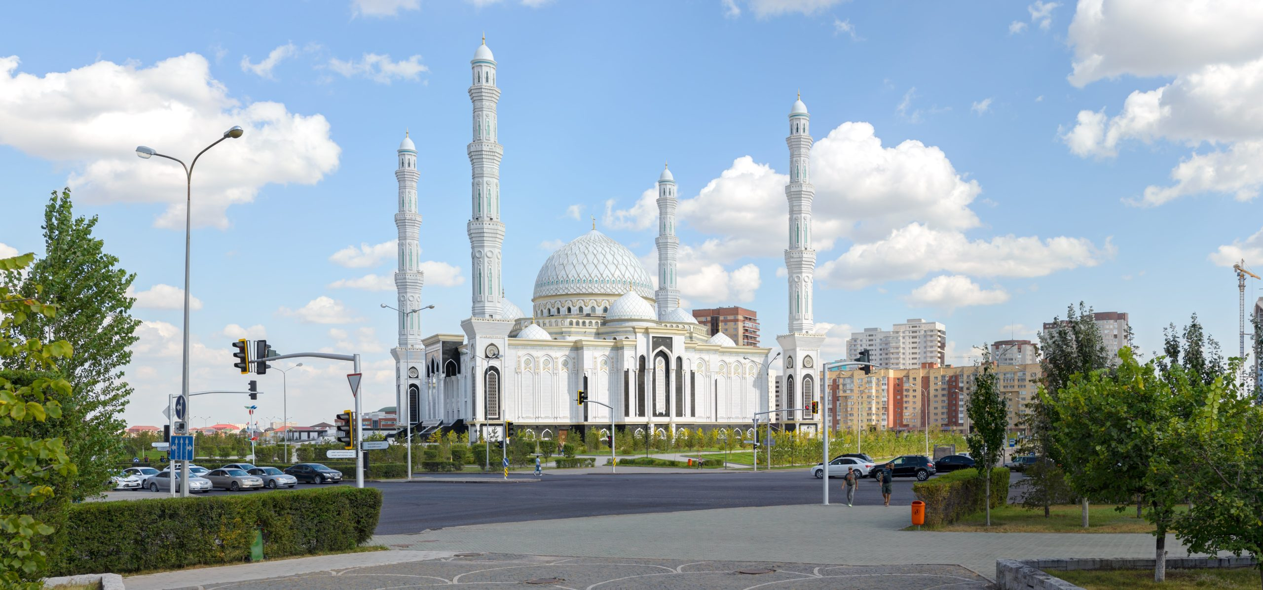 Kazakhstan is a Muslim majority country. Muslims make up 70.2 percent of the countrys population. Photo credit Leyla Kabdi.jpg  scaled - Токаев, н. Назарбаев поздравить граждан на конец Рамадана