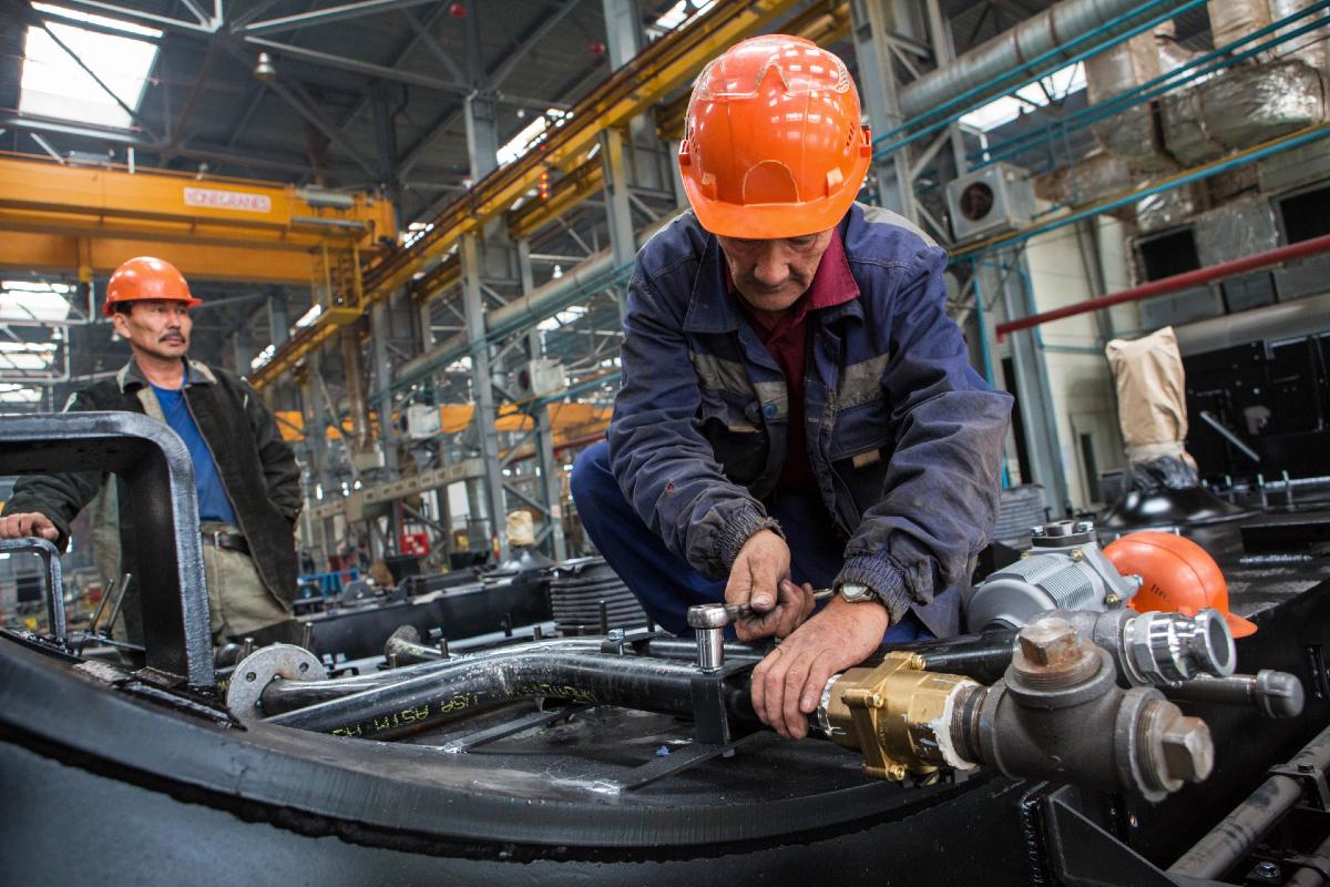 Photo credit Asian Development Bank - Азиатский Банк Развития вышел с мрачный прогноз экономического роста в Центральной Азии снизится до 2,8 процента