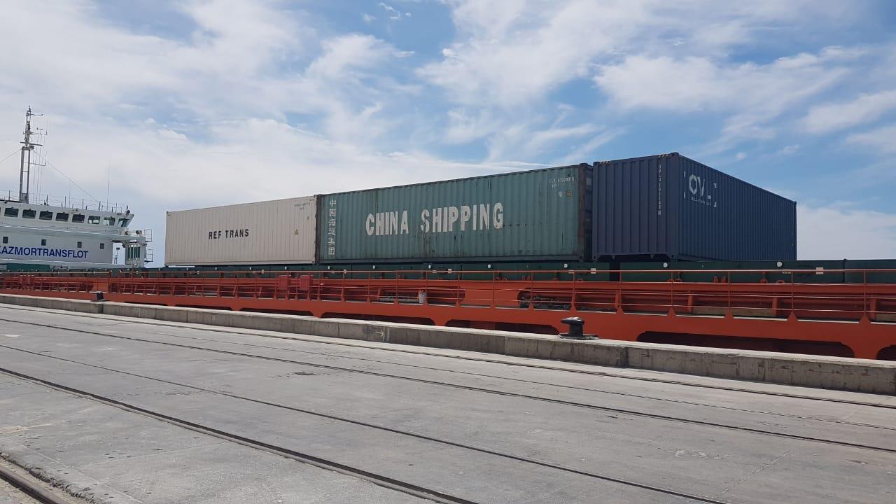 106748386 2666355550274562 6137634954594846647 o 1 - Транзит грузов через Казахстан увеличивается на 54% за первое полугодие
