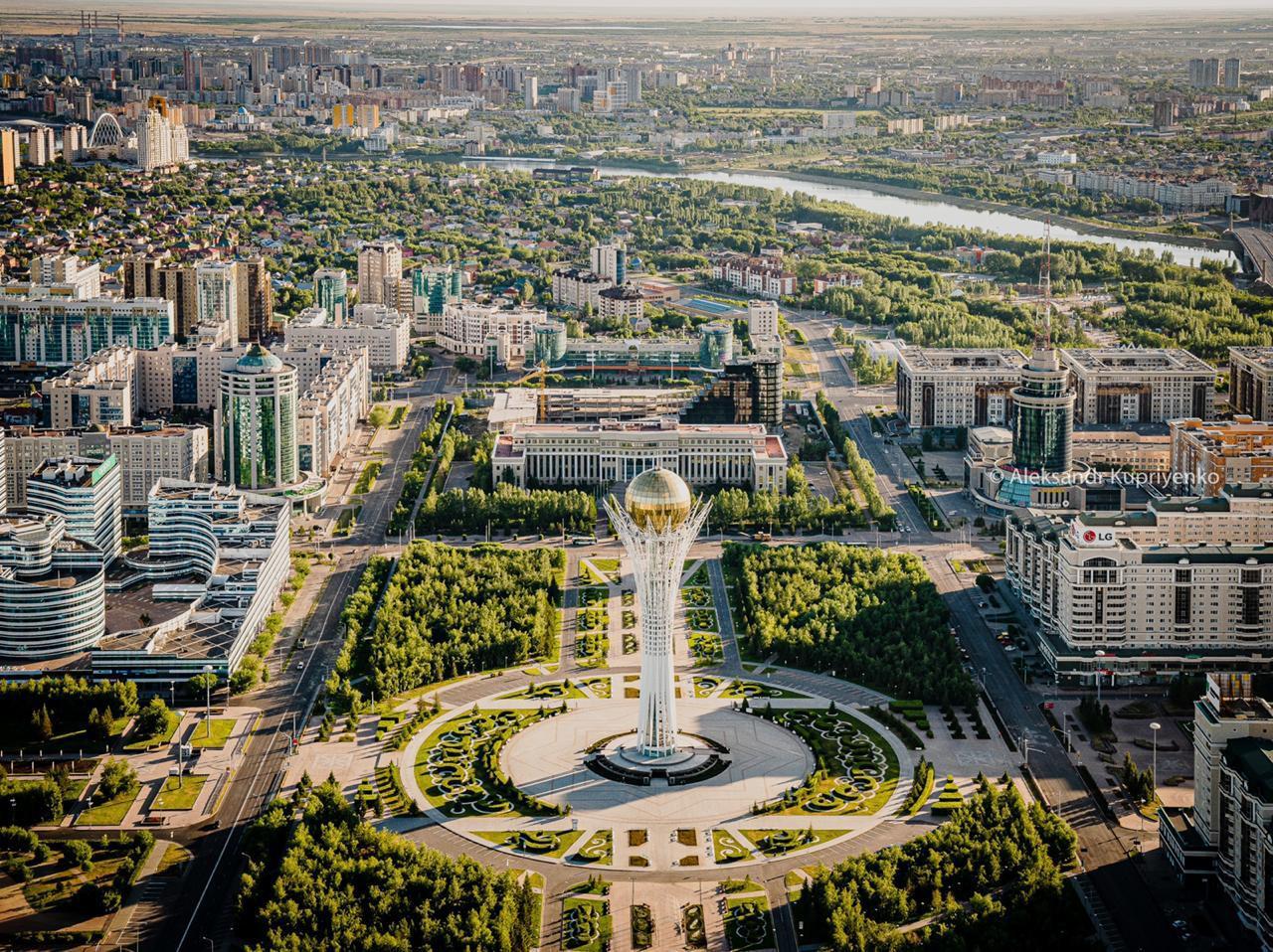 Photo credit Nur Sultan Akimat press service - Казахстан вновь две недели взаперти, чтобы справиться с COVID-19 Спайк