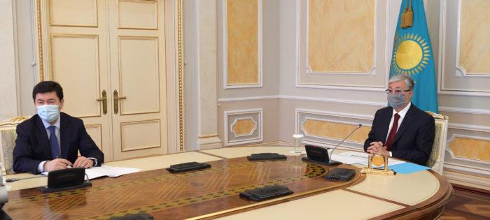 Photo credit Akorda press service 700x315 - Токаев поручил Национальному банку принять меры для стабилизации курса