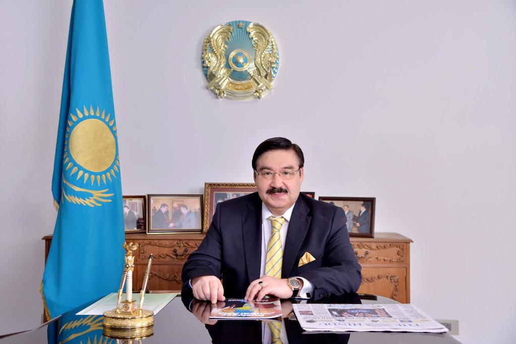 WhatsApp Image 2020 06 27 at 19.26.32.jpeg - Казахстан празднует своего дипломатической службе праздника