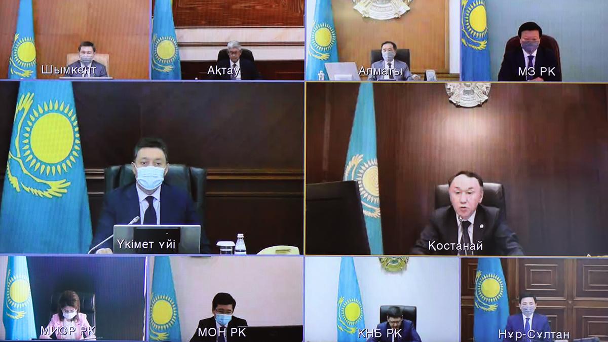 murz3667 1200 - Казахстан постепенно снять ограничения блокировки