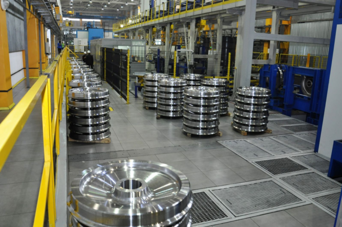 The Vector, a company based in the SEZ, exports 50 percent of the aluminum car wheels it produces a year.