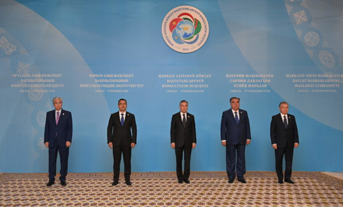This year, the third Consultative Meeting of the Heads of Central Asian countries took place at Turkmenistan's Awaza resort on the Caspian Sea on Aug. 6. Photo credit: Akorda Press.